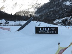 Module Snowpark (gourette domaine skiable) Tags: snowpark gourette