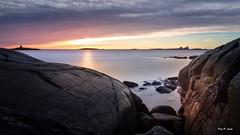 IMG_1623 (Karl P. Laulo) Tags: lighthouse norway sunrise norge fyr homborsund