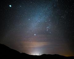 Coyote Spring (Gentilcore) Tags: unitedstates nevada astro astrophotography nightsky jupiter reno milkyway washoecounty palominovalley pyramidhighway