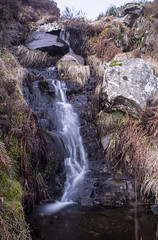 Rocky Falls (Neillwphoto) Tags: waterfall perthshire neutraldensity 10stopnd craigvinean