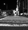 Road to love (Trezdouz) Tags: voyage street travel bw white black japan night tokyo samsung odaiba japon nx smartcamera nx3000