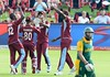 Windies celebrate