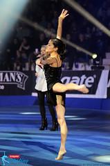 Jessica Lopez with Danielle Bradbery