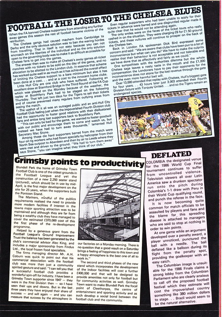 Southampton vs Birmingham City - 1982 - Page 15