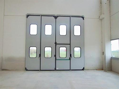 Складные складывающиеся  ворота.imva, liber,