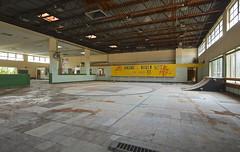 Sk8 Park (jgurbisz) Tags: abandoned pennsylvania decay nj pa asylum vacantnewjerseycom jgurbisz embreevillestatehospital