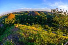 Hilly Chocolate Hills (harrysio) Tags: mountain landscape nikon outdoor hill fisheye hills tokina bohol mountainside ops 1017 d800 chocolatehills 10mm opsboholphotosafari