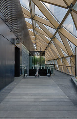 Docklands May 2016 (16 of 31) (johnlinford) Tags: roof london canon garden poplar docklands canarywharf crossrail canonefs1022 canoneos7d crossrailgarden