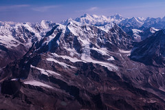Everest 160503_10.jpg (mikestewartinasia) Tags: nepal asia flight lookingdown hymalaya everestregion