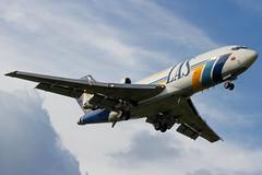 HK-4154 On final at runway 13R SKBO(BOG) (Johan S. Gomez) Tags: canon colombia aviation boeing spotting 727 boeing727 skbo 727f b727f