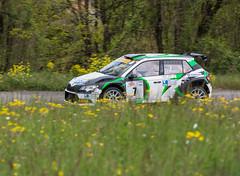 Rossetti Mori Skoda Fabia R5 (2) (davide.fazzari) Tags: car rally irc mori taro skoda fabia rossetti r5 2016 bedonia ircup folta