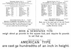 Gothic No. 4, Bruce (Stewf) Tags: font typeface typespecimen type:foundry=bruce type:face=gothicno4