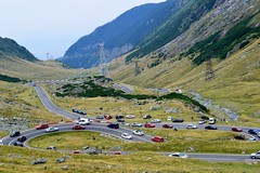 Highway of Transfgran (lory.murariu) Tags: mountains europe romania carpathian transfagarasan