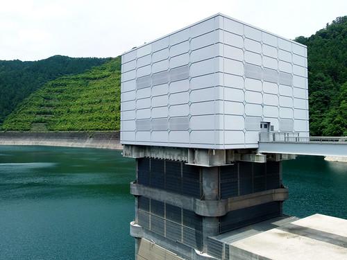 #8282 lake from dam