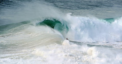 ANDREW COTTON / 5119GLR (Rafael Gonzlez de Riancho (Lunada) / Rafa Rianch) Tags: sea mer portugal sports water mar surf waves surfing vague olas deportes ondas nazar onda barrell tubos