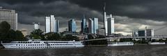 stormy panorama (Ralf Pelkmann) Tags: panorama storm frankfurt main