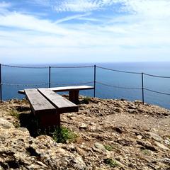 Foto-18-06-16-13-46-18 (fdpdesign) Tags: camogli portofino escursionismo 2016 liguria italia italy apple iphone mare monti sentieri sea instagram