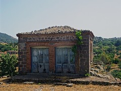 An old store...Filia Lesbos Greece (panoskaralis) Tags: nature shop buildings island store holidays village hellas oldbuildings greece lesbos summerholidays aegeansea lesvosisland greeksummer
