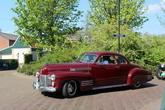 1940 Cadillac (Davydutchy) Tags: classic netherlands car rally nederland cadillac oldtimer frise paysbas friesland niederlande bolsward klassiker frysln elfstedentocht frisia vetern boalsert