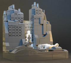 Oblivion (Grantmasters) Tags: lego oblivion moc