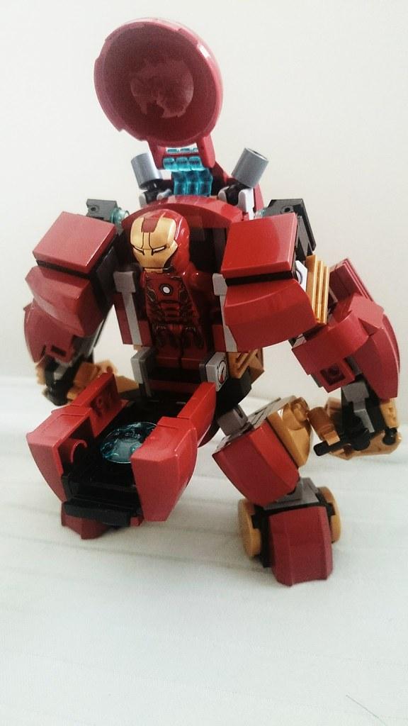 lego iron man mark 34 - photo #22