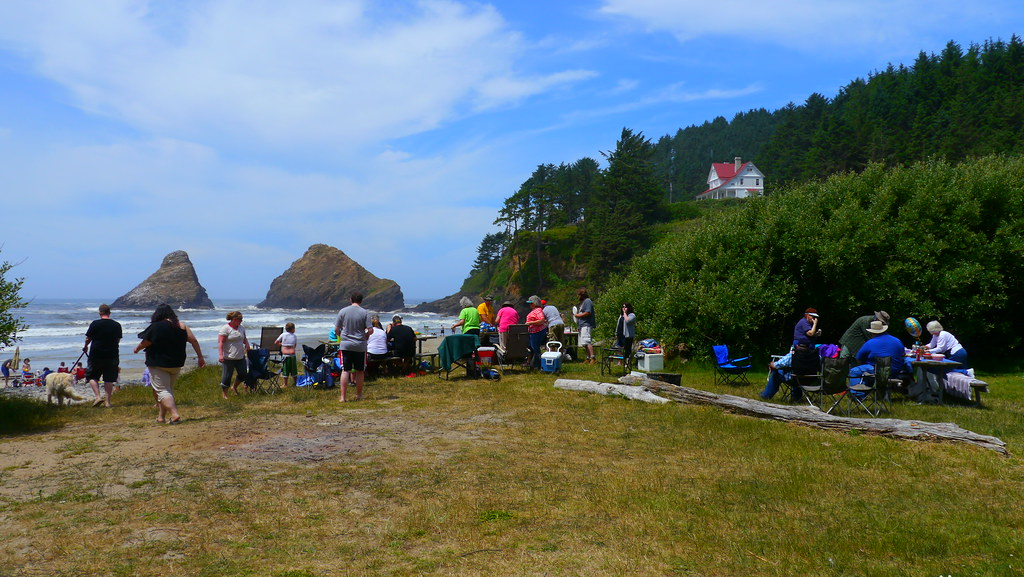 Heceta Head Lghthouse State Scenic Viewpoint