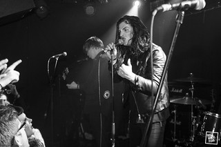 04.06.2016 - Creeper at Barfly // Shot by Alba Fle
