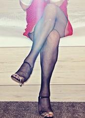 P1160114VXA (gerda_slut) Tags: gay sexy stockings naughty tv highheels legs slut cd fishnet lingerie tgirl transgender lgbt tranny transvestite bisexual trans miniskirt crossdresser ts catsuit gerda transsexual nylons crossed shemale feminization dwt strmpfe netzstrmpfe