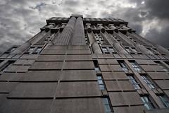 "Palacio d'Abraxas Ricardo Bofill. (Marko""76"") Tags: urban france building architecture arc extrieur thtre btiment immeuble palacio larc bofill ricardobofill noclassique dabraxas marko76 espacesdabraxas"