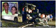 Porto Seguro: Seis pessoas da mesma famlia morrem em batida (revistabarramagazine) Tags: acidente polciarodoviriafederal hospitalluseduardomagalhes nibustransportavaestudantes seispessoasdamesmafamliamorremembatida tragdiaemfamlia