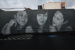 nice 280516-0011 (roger hyland) Tags: collingwood rone melbournegraffiti melbournestreetart