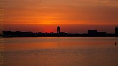 Ground control to Major Tom (shyto) Tags: loganairport seaport controltower fanpier bostonsunrise edmondhatfield