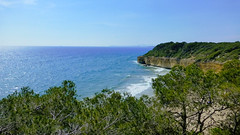 P1050762 (kevindalb) Tags: blue sea sky sun mer water soleil spring spain mare waves erasmus blu espana catalunya sole acqua colori espagne tarragona spagna 2016