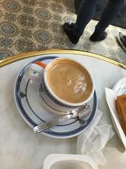 Caf au lait  la Boulangerie thillard au crotoy (stefff13) Tags: caf boulangerie picardie baie somme crotoy lecrotoy thillard