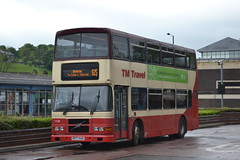 TM Travel 1128 R977KAR (Will Swain) Tags: sheffield 21st may 2016 bus buses transport travel uk britain vehicle vehicles county country england english south yorkshire city centre tm 1128 r977kar former 98d20396 dublin rv396