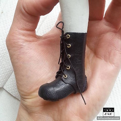 1/6 shoes (BJD Pets (dolls.evethecat.com)) Tags: angel doll demon bjd artdoll evestudio