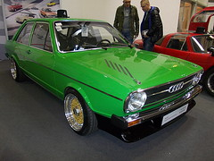 Audi 80 Group H 1976 (Zappadong) Tags: auto classic car essen automobile group voiture h coche classics type techno oldtimer audi 80 tuning oldie carshow 1976 b1 gruppe youngtimer typ 2016 automobil classica grh oldtimertreffen zappadong