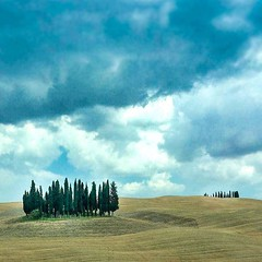 Toscana // Val d'Orcia. Escaping the rain for some hot temperatures (MM Socks - Wundersocks) Tags: socks