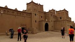 Kasbah Amridil - Entrance (macloo) Tags: travel morocco kasbah