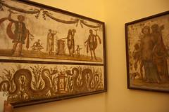 Cult Frescoes (Ragnvaeig) Tags: italy napoli naples fresco nationalarcheologicalmuseum museoarcheologiconazionale