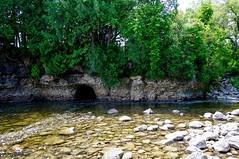 Limestone Grotto (stevebowmanphotography) Tags: waterfalls grotto limestonecliffs mcgowanfalls