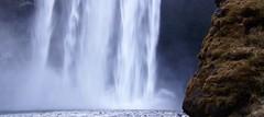 The rain song (little_frank) Tags: wild nature silver wonderful river wonder waterfall iceland amazing fantastic rocks heaven paradise dream falls geology wilderness dreamland heavenly middleearth skgafoss primordial skogafoss primeval