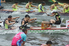 DSC08739 (rickytanghkg) Tags: sports hongkong asia outdoor sony sunny aberdeen dragonboatfestival a550 sonya550
