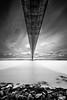 Pont de Normandie (http://arnaudballay.wix.com/photographie) Tags: longexposure bridge france seine river nikon normandie honfleur fr avril normandy nisi lehavre 2016 d610 estuaire nd1000 leefilter nd110 bigstopper