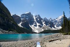 DSC_0717 (J F Wolford) Tags: park canada national alberta banff morainelake