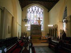 looking east (Simon_K) Tags: cambridge church university churches colleges stmichael cambridgeshire eastanglia cambs michaelhouse churchess