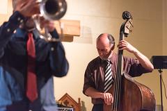 _DSC4205-Edit (davefaulkner) Tags: bass mikebennett doublebass flugelhorn lesterbrown