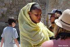 - Rodos island (Eleanna Kounoupa) Tags: street people woman portraits traditional greece oldtown rodos fortresses    historicalcenter dodecaneseislands   hccity