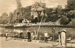 X000233_trave-kanal-historisch (stadt + land) Tags: trave elbelbeckkanal wasserweg handelsweg salzstrase altesalzstrasse travekanal stecknitkanla