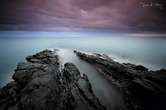 Cloudy (Randi Ang) Tags: kaprusan senggigi lombok indonesia landscape seascape long exposure photography wide angle randi ang fuji fujifilm xt10